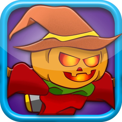 Amateur Scarecrow Total Jet Pack Chaos and Giant Farm Conquest Battles of Death - FREE Halloween Zombie Game icon
