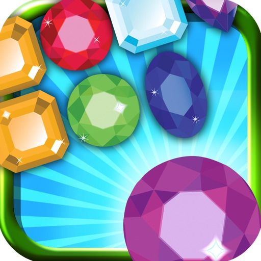 A Match 3 Jewels And Diamonds Free Game