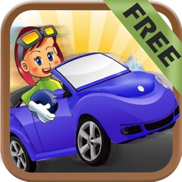 The Race Kids - Free Mega Fun Hot Rod Car Drive