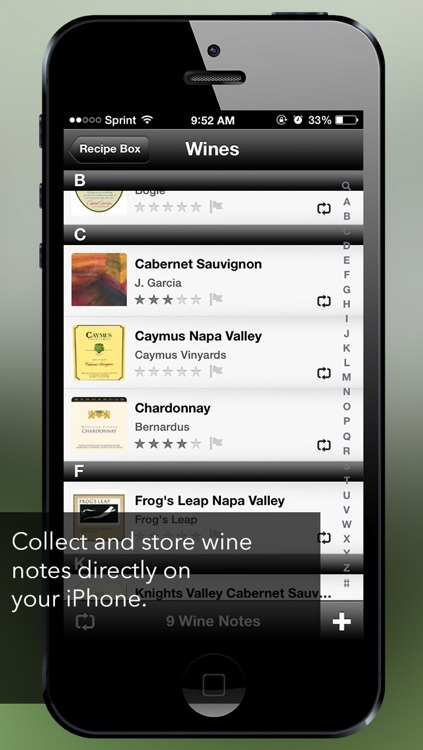 Gourmet Mobile screenshot-2