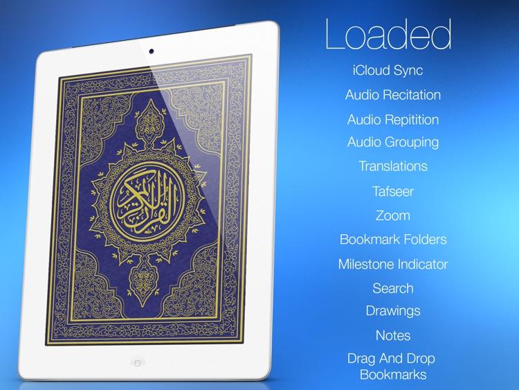 Quran Kareem HD for iPad screenshot-4