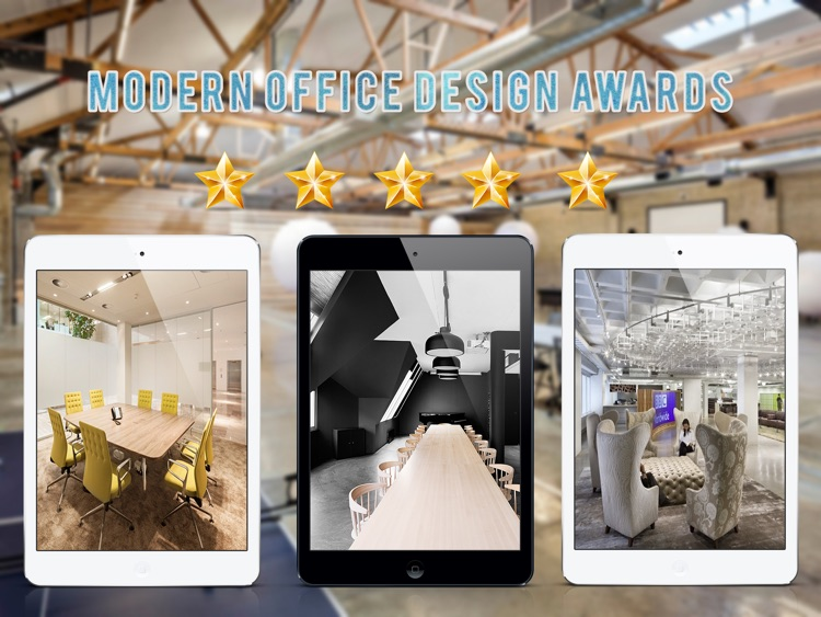 Modern Office Design Ideas for iPad 2017
