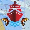 i-Boating:South Africa GPS Nautical / Marine Charts & Navigation Maps