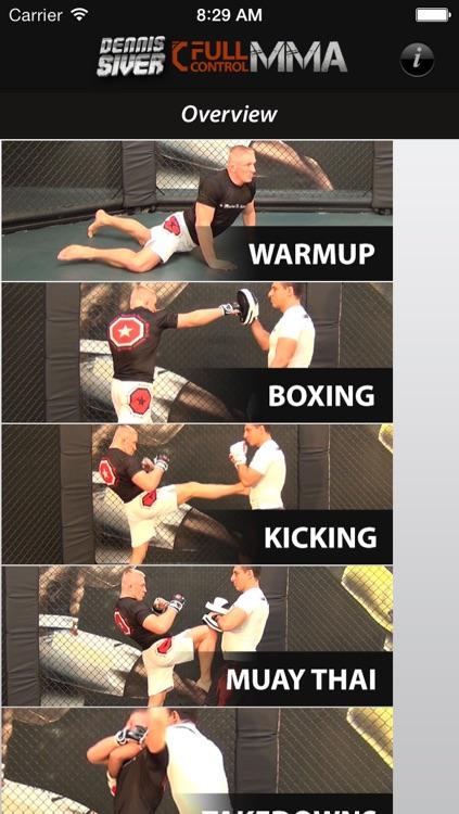 MMA - Full Control
