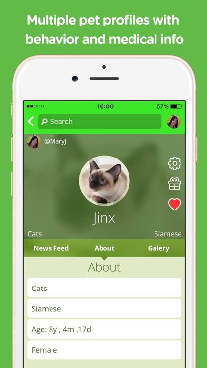 Sniff - Pet Social Media screenshot-3