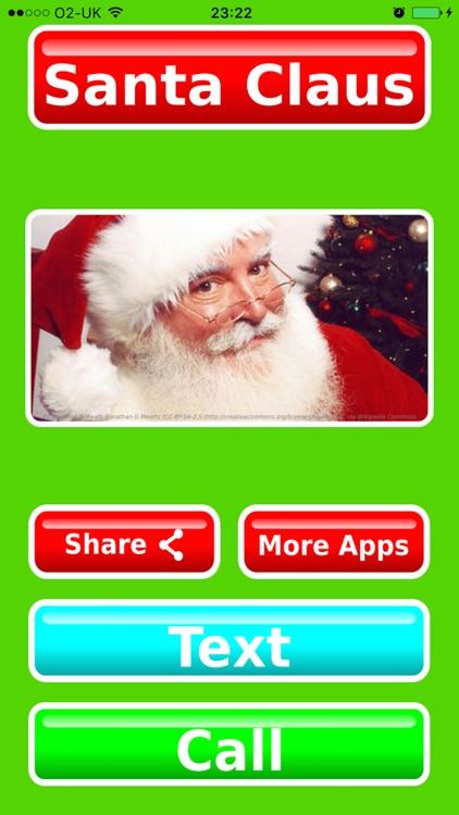 Call Santa Voicemail & Text