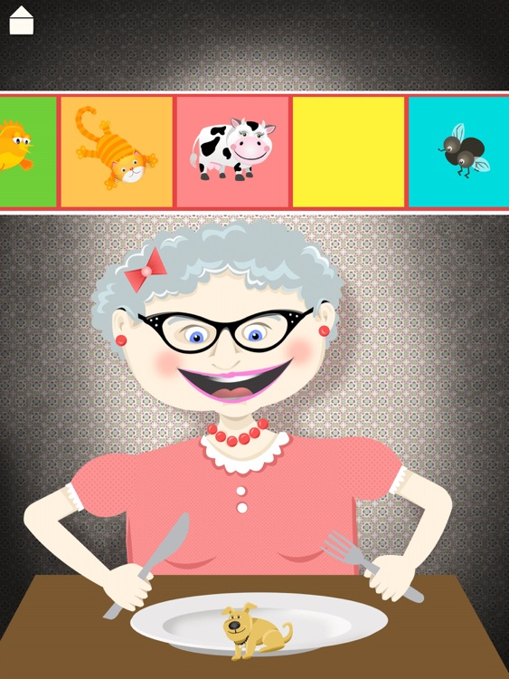 There Was an Old Lady Who Swallowed a Fly screenshot-4