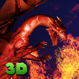 Dragon Simulator 3D: Medieval Wars