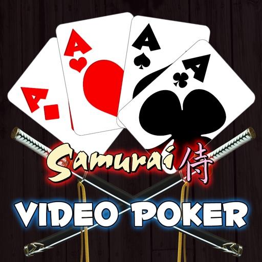 Video Poker – Samurai Master