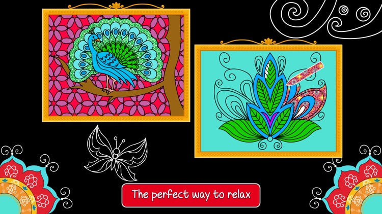 Balance Art Class: Stress Relieving Coloring Book for Adults Pro
