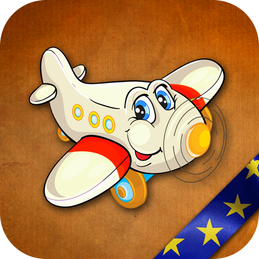 GeoFlight Europe: Learning European Geography made easy and fun