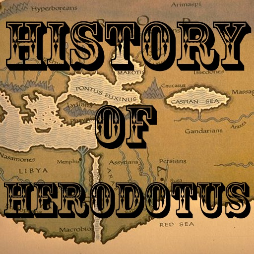 The Best History of Herodotus (with search)
