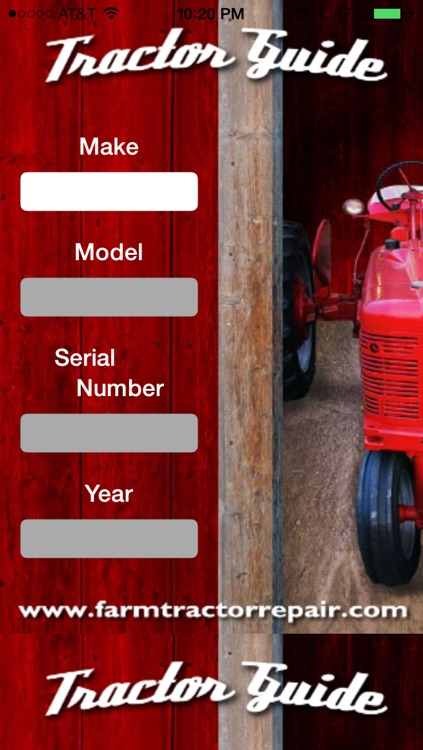 Tractor Guide