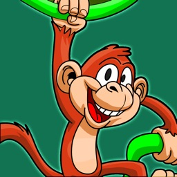 Swinging Monkey - Swing Through The Heat Of The Jungle As Far As The Baboon Can!