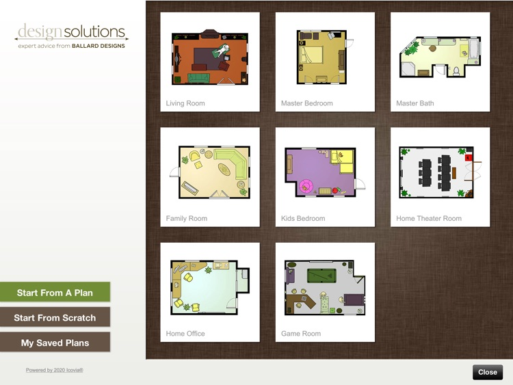 Ballard Designs Room Planner screenshot-0