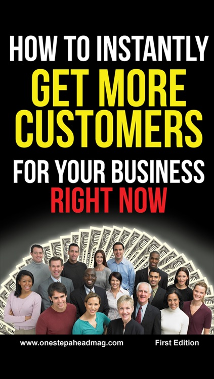 Small Business Marketing Secrets AKA 30 New Customers a Day For Your Business Magazine