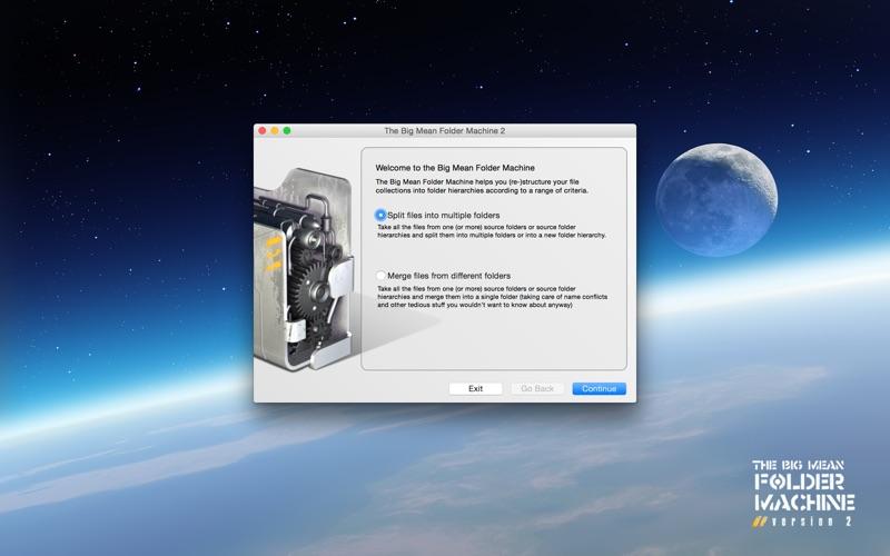Big Mean Folder Machine 2 Screenshot