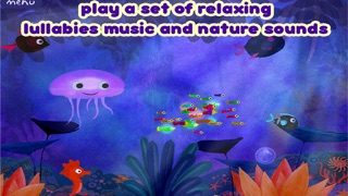 Lullaby Planet free - sweet night - bedtime music app for Baby screenshot three