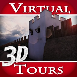 Roman army fortifications in Britain. Hadrian's Wall - Virtual 3D Tour & Travel Guide of Banks East Turret