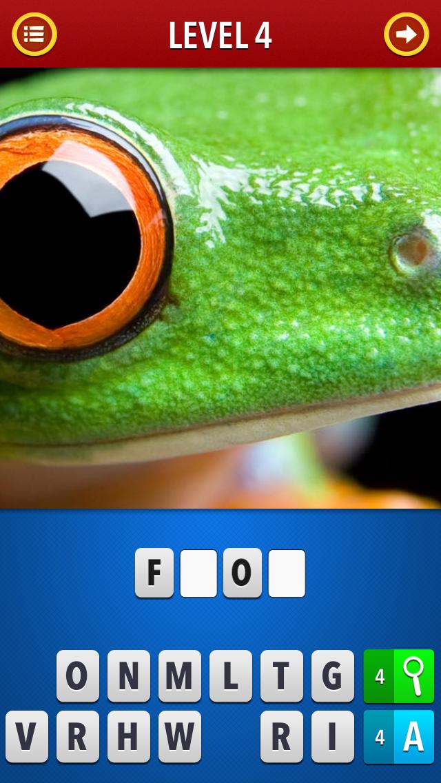 Zoom! - Magnified Pics screenshot one