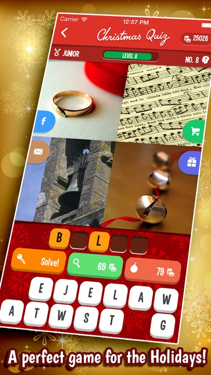 Christmas Quiz - A Holiday Guessing Game For The Whole Family