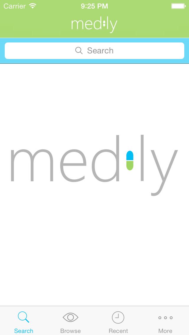 Medly - Medical Abbreviation, Terminology, and Prescription ReferenceScreenshot of 1
