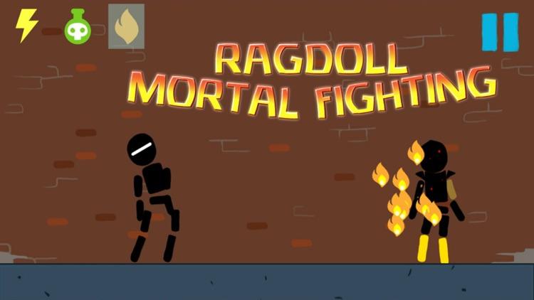 Ragdoll Mortal Fighting