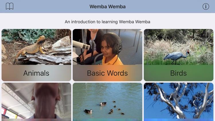 Wemba Wemba Language - Introduction