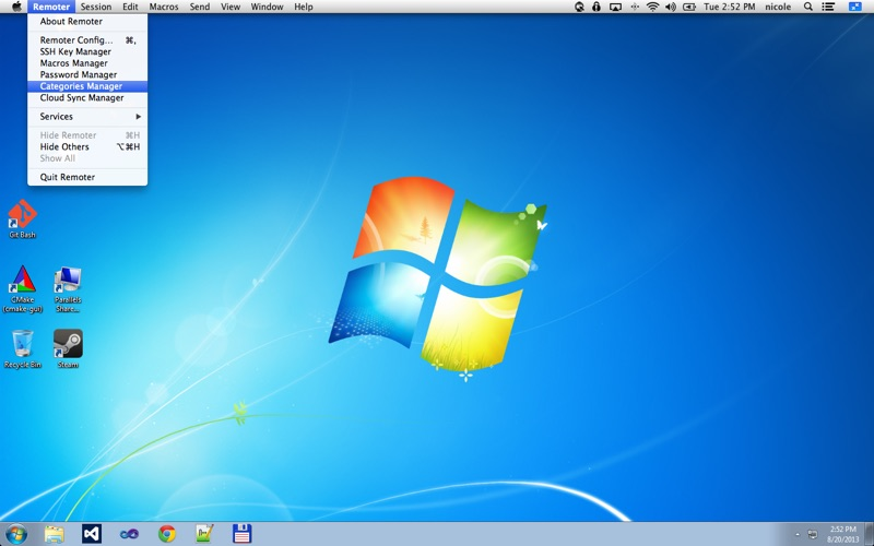 远程桌面控制 Remoter  for Mac