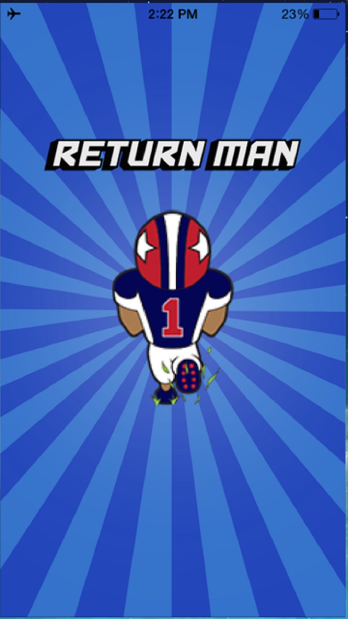 Return Man Screenshot
