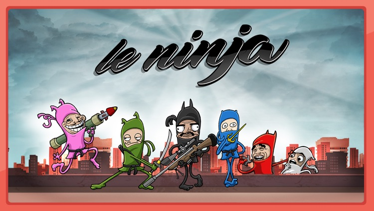 Le Ninja Game