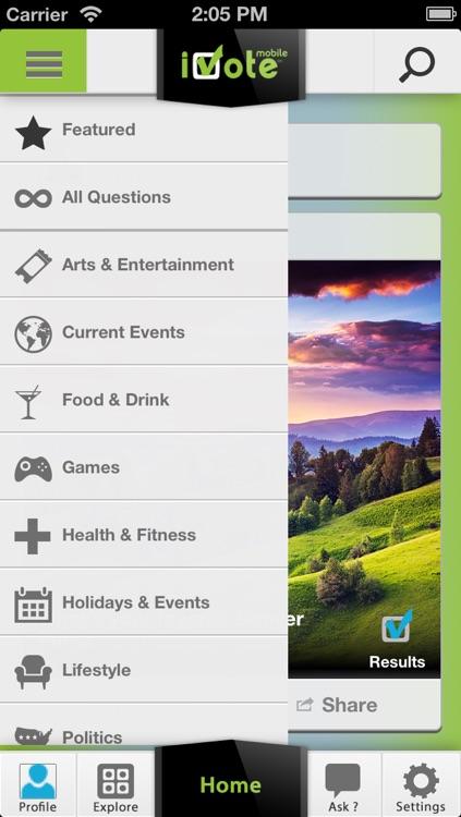 iVote Mobile screenshot-3