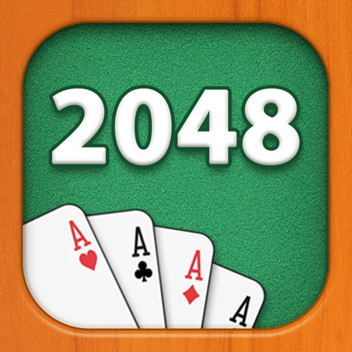 2048 Ace Cards Pro icon