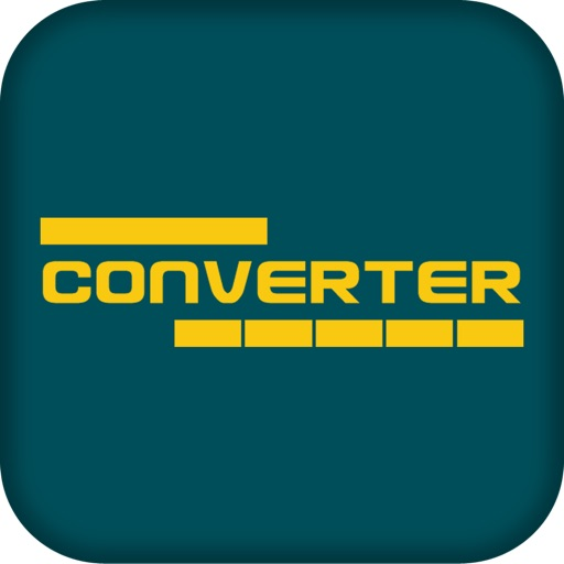 Convert Units iApp iOS App