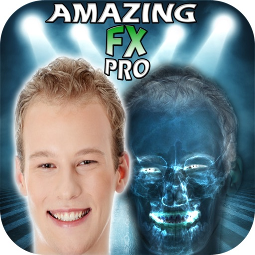 Amazing FX Pro - Night Vision & Infra Red Filter Booth icon