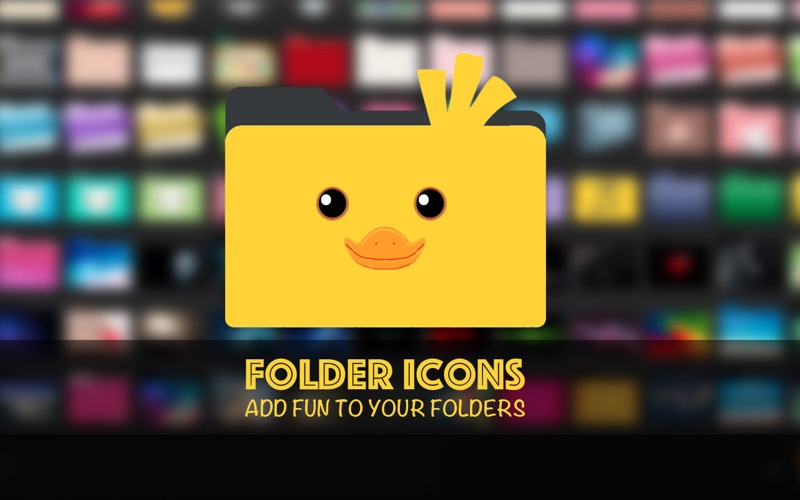 Folder Icons Screenshots