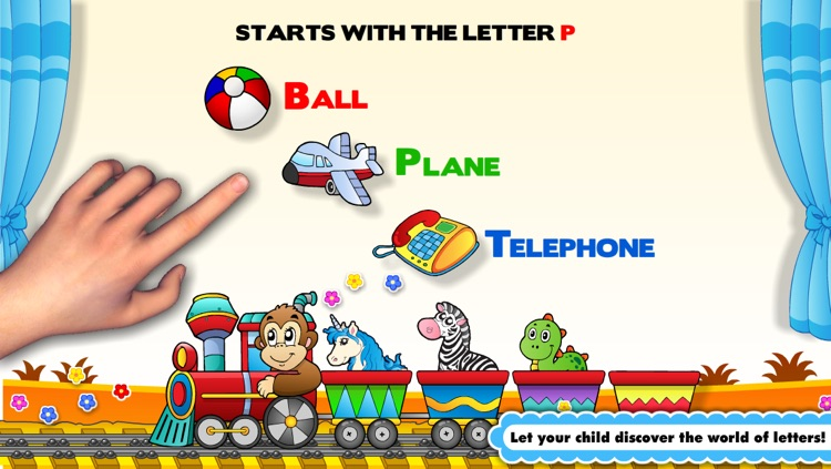 Abby Monkey® Basic Skills: Preschool and Kindergarten Kids Educational Early Learning Adventure Games.▫ TeachMe Counting, Colors, Alphabet, Math, Numbers, Shapes Sorting, Patterns, Puzzles, Learn to Read Letters for Toddler Children screenshot-3