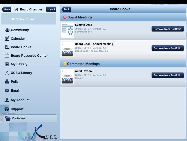 BoardPortal PLUS® On Site screenshot-3