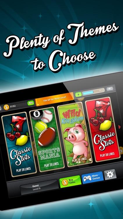 Xtreme Lucky 7 Pocket Tycoon - FREE Vegas Casino Slot Machines