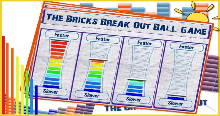 The Bricks Break Out Ball Game Lite