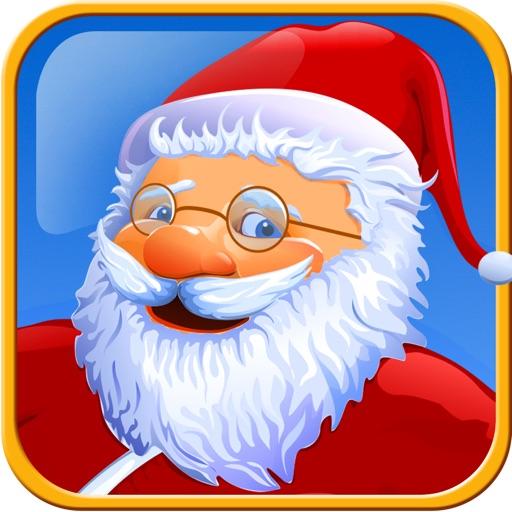 Santa Sled Race