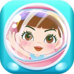 公主游天空 早教 儿童游戏