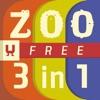 Mini-U: ZOO 3-in-1 - iPadアプリ