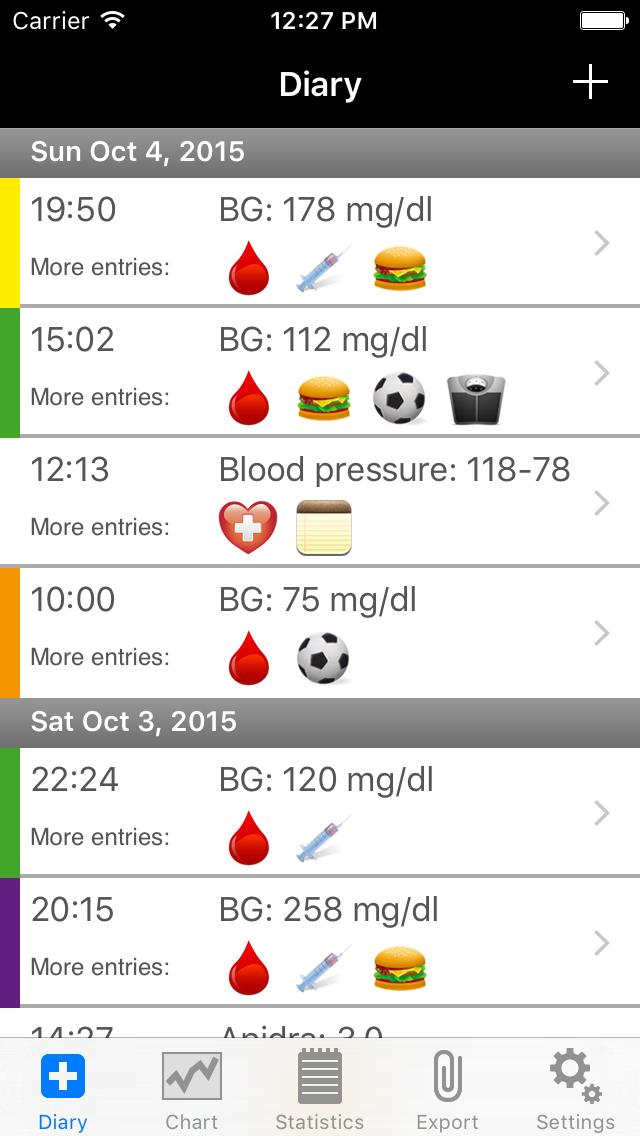 DiabetesPlusのおすすめ画像1