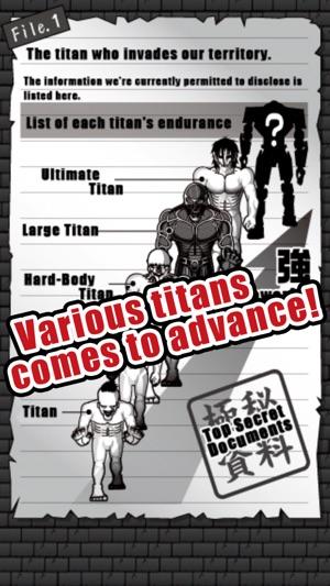 Attacking Titan