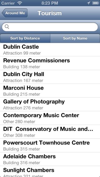 Ireland Offline Map Pro screenshot-4