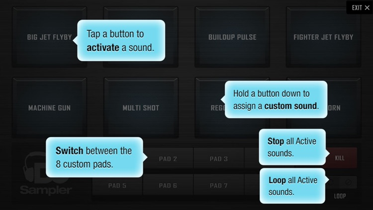 DJ Sampler screenshot-1