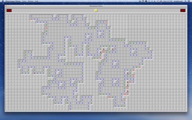 minesweeper game for mac os x