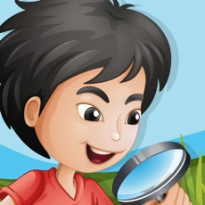 Activities of Aaron the little detective: Hidden Object game for kids