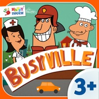 Codes for Busyville – All about jobs – Apps for toddlers and kids (by Happy Touch Kids Games®) Hack